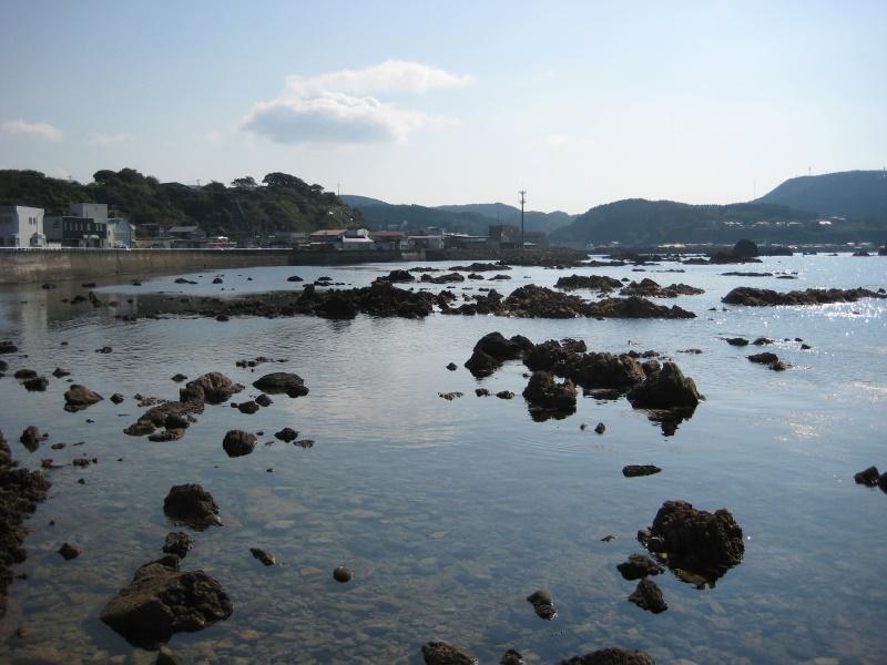 『津軽』を歩く(5)深浦_c0013687_15441461.jpg