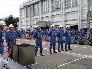 秋季消防演習_f0019487_714079.jpg