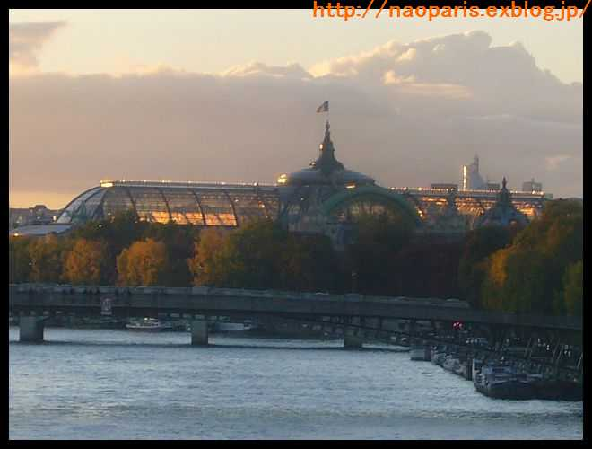 【散歩】パリ夕暮れ時・・・10月24日(PARIS)_a0008105_1883026.jpg