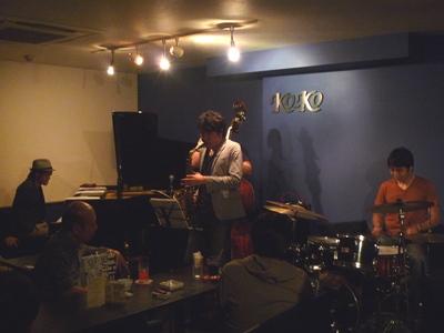 渋谷KO-KO 10月19日(火)~10月23日(土)ライブ&ジャム・セッション_f0066211_173912100.jpg