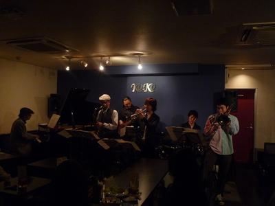 渋谷KO-KO 10月19日(火)~10月23日(土)ライブ&ジャム・セッション_f0066211_17513562.jpg