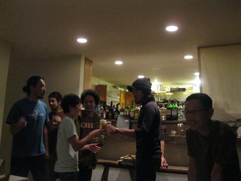 「LANDSHIP cafe」で~~_a0125419_957436.jpg