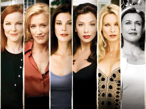 Desperate Housewives (デスパレートな妻たち)