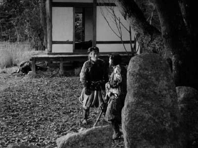 和風ハロウィーン怪談特集1 溝口健二監督『雨月物語』(大映、1953年) その4_f0147840_23535061.jpg