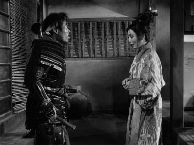 和風ハロウィーン怪談特集1 溝口健二監督『雨月物語』(大映、1953年) その4_f0147840_23551167.jpg