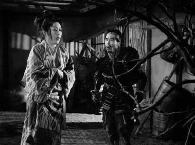 和風ハロウィーン怪談特集1 溝口健二監督『雨月物語』(大映、1953年) その4_f0147840_2355182.jpg