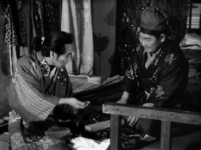 和風ハロウィーン怪談特集1 溝口健二監督『雨月物語』(大映、1953年) その4_f0147840_23581477.jpg