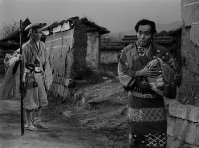 和風ハロウィーン怪談特集1 溝口健二監督『雨月物語』(大映、1953年) その4_f0147840_23594415.jpg