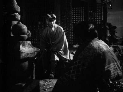 和風ハロウィーン怪談特集1 溝口健二監督『雨月物語』(大映、1953年) その4_f0147840_23595310.jpg