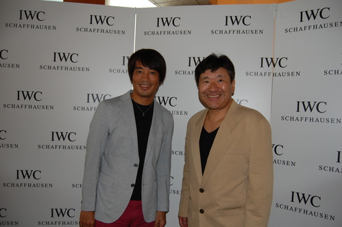 『2010 IWC ポルトギーゼ・ナビゲーション』/BEST新宿_f0039351_17582581.jpg