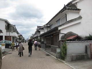 徳島県美馬市のうだつの街並み_b0115553_1536851.jpg