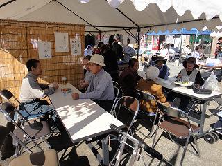 びしゃもん市「小さなお祭り」_b0092684_1718557.jpg