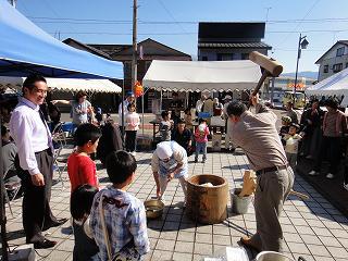 びしゃもん市「小さなお祭り」_b0092684_17201035.jpg