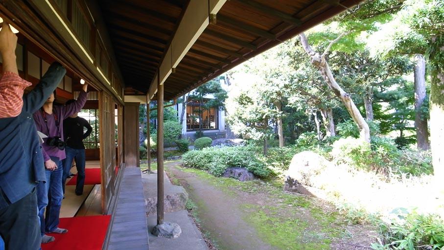 熱海近代別荘建築探訪・旧日向別邸など_b0061387_1132754.jpg