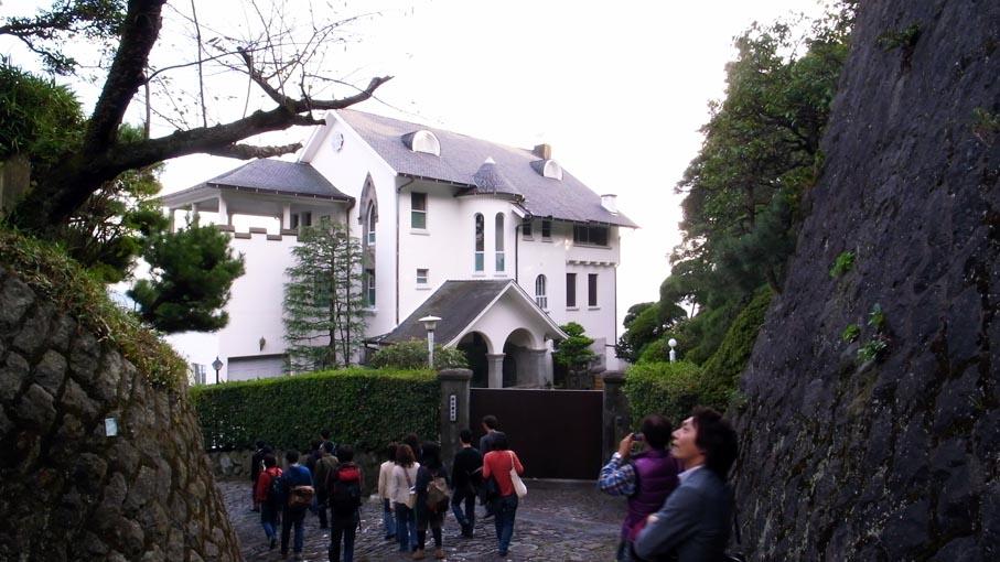 熱海近代別荘建築探訪・旧日向別邸など_b0061387_114837100.jpg