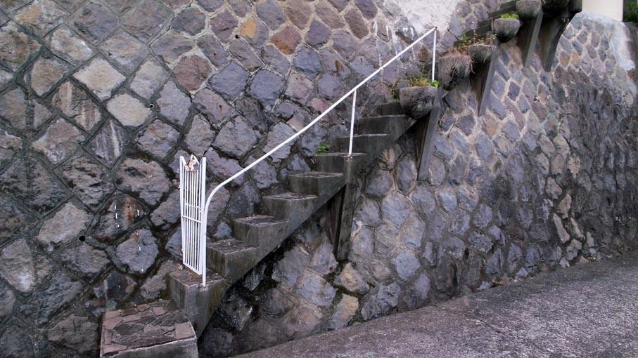 熱海近代別荘建築探訪・旧日向別邸など_b0061387_1150935.jpg
