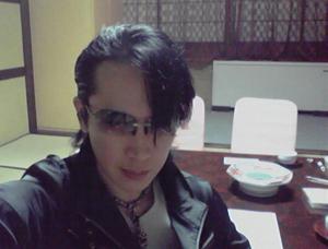 飯田輝男選手アイウェアインプレッション!_c0003493_11505265.jpg