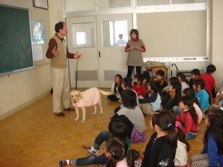 小学校で動物の話を_f0064906_17215255.jpg