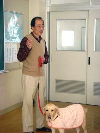 小学校で動物の話を_f0064906_17385598.jpg