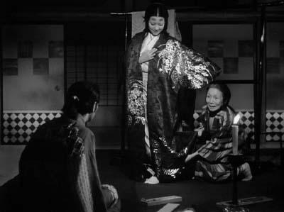 和風ハロウィーン怪談特集1 溝口健二監督『雨月物語』(大映、1953年) その4_f0147840_001035.jpg