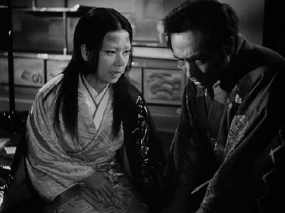 和風ハロウィーン怪談特集1 溝口健二監督『雨月物語』(大映、1953年) その4_f0147840_001879.jpg