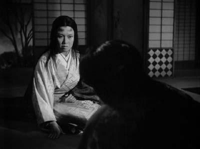 和風ハロウィーン怪談特集1 溝口健二監督『雨月物語』(大映、1953年) その4_f0147840_002762.jpg