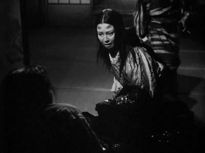 和風ハロウィーン怪談特集1 溝口健二監督『雨月物語』(大映、1953年) その4_f0147840_004329.jpg