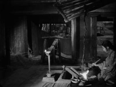和風ハロウィーン怪談特集1 溝口健二監督『雨月物語』(大映、1953年) その4_f0147840_0101190.jpg