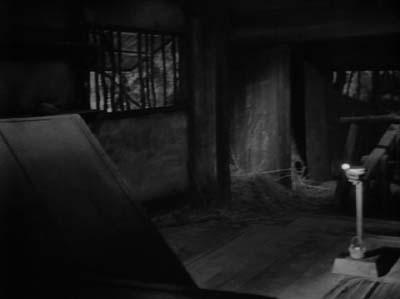 和風ハロウィーン怪談特集1 溝口健二監督『雨月物語』(大映、1953年) その4_f0147840_010195.jpg