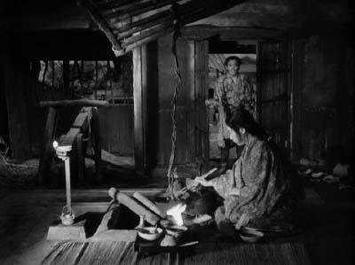 和風ハロウィーン怪談特集1 溝口健二監督『雨月物語』(大映、1953年) その4_f0147840_0102235.jpg