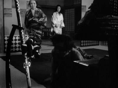 和風ハロウィーン怪談特集1 溝口健二監督『雨月物語』(大映、1953年) その4_f0147840_011048.jpg
