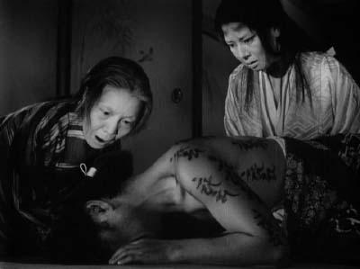 和風ハロウィーン怪談特集1 溝口健二監督『雨月物語』(大映、1953年) その4_f0147840_01285.jpg