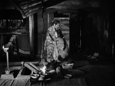 和風ハロウィーン怪談特集1 溝口健二監督『雨月物語』(大映、1953年) その4_f0147840_015212.jpg