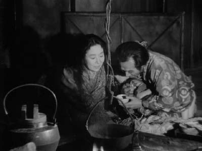 和風ハロウィーン怪談特集1 溝口健二監督『雨月物語』(大映、1953年) その4_f0147840_0153421.jpg