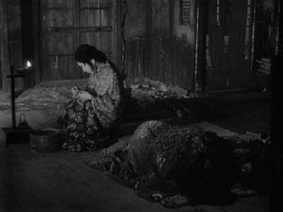 和風ハロウィーン怪談特集1 溝口健二監督『雨月物語』(大映、1953年) その4_f0147840_0154986.jpg