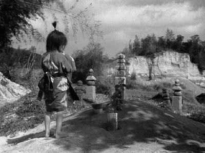 和風ハロウィーン怪談特集1 溝口健二監督『雨月物語』(大映、1953年) その4_f0147840_0205975.jpg