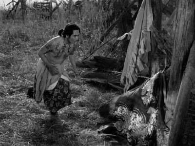 和風ハロウィーン怪談特集1 溝口健二監督『雨月物語』(大映、1953年) その4_f0147840_024653.jpg