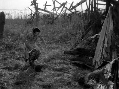 和風ハロウィーン怪談特集1 溝口健二監督『雨月物語』(大映、1953年) その4_f0147840_025465.jpg