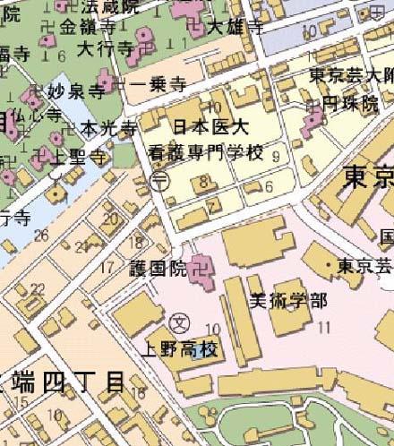 『牡丹燈籠』散歩2 根津清水谷の萩原新三郎寓居はどこにあったのか?  _f0147840_23541669.jpg