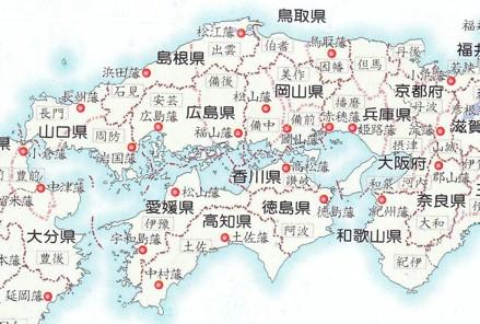 江戸博覧強記&大江戸わいど ... : 日本の地図 全国 : 日本