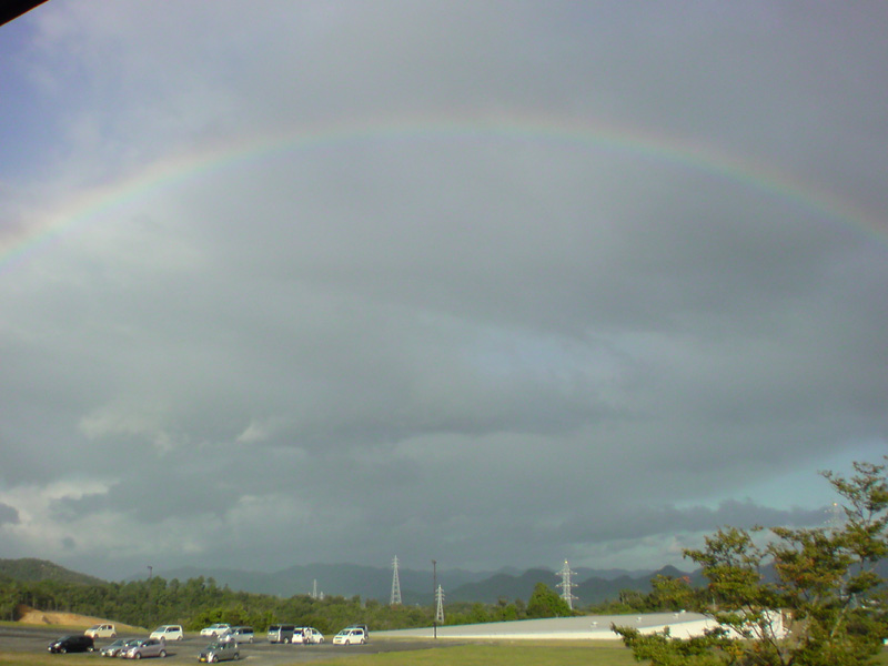 Perfect rainbow. _e0033459_215917.jpg