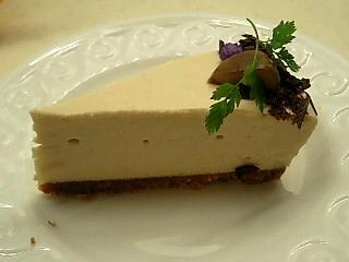 マロンのチーズクリームタルト_e0159969_19304255.jpg