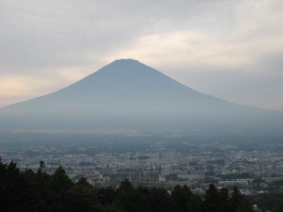 富士山~_b0189573_17511237.jpg