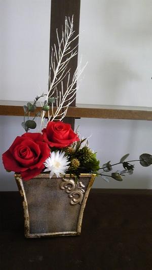 花あそびさんのプリザーブドフラワーアレンジ_f0180576_20442490.jpg
