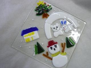 クリスマス・・そしてまゆげ_f0008680_223019.jpg