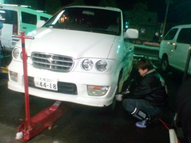店長のニコニコブログ!久しぶりの雪かきからスタート!_b0127002_2261366.jpg