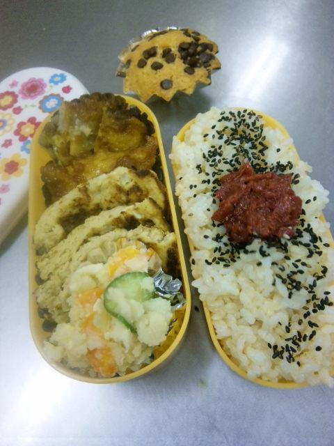 みりちゃんのお弁当。_a0072505_649564.jpg
