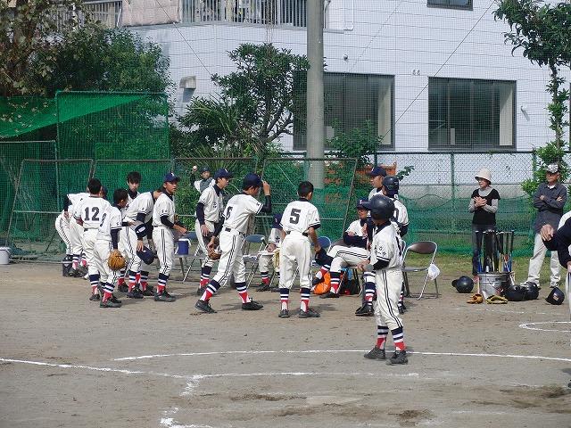 富士市議会野球部vs吉原一中野球部_f0141310_23372953.jpg