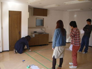 美容室開店工事 工事開始!_f0105112_16475361.jpg