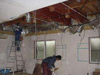 美容室開店工事 工事開始!_f0105112_16493922.jpg
